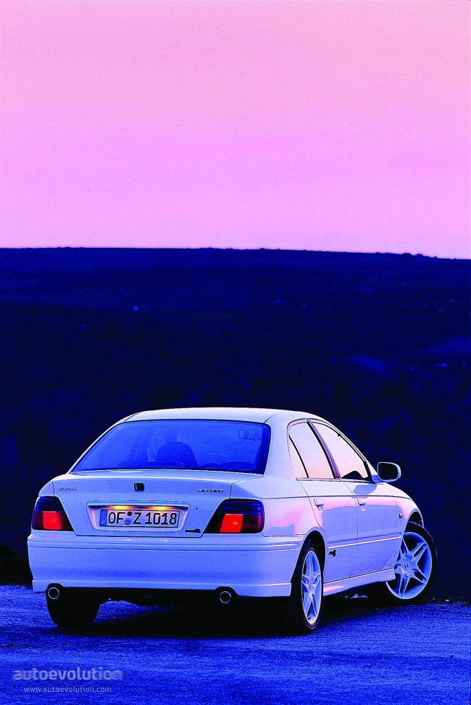 That shorter rear spoiler on the civic type r sport line is incompatible with the us model. HONDA Accord Type R specs & photos - 1998, 1999, 2000