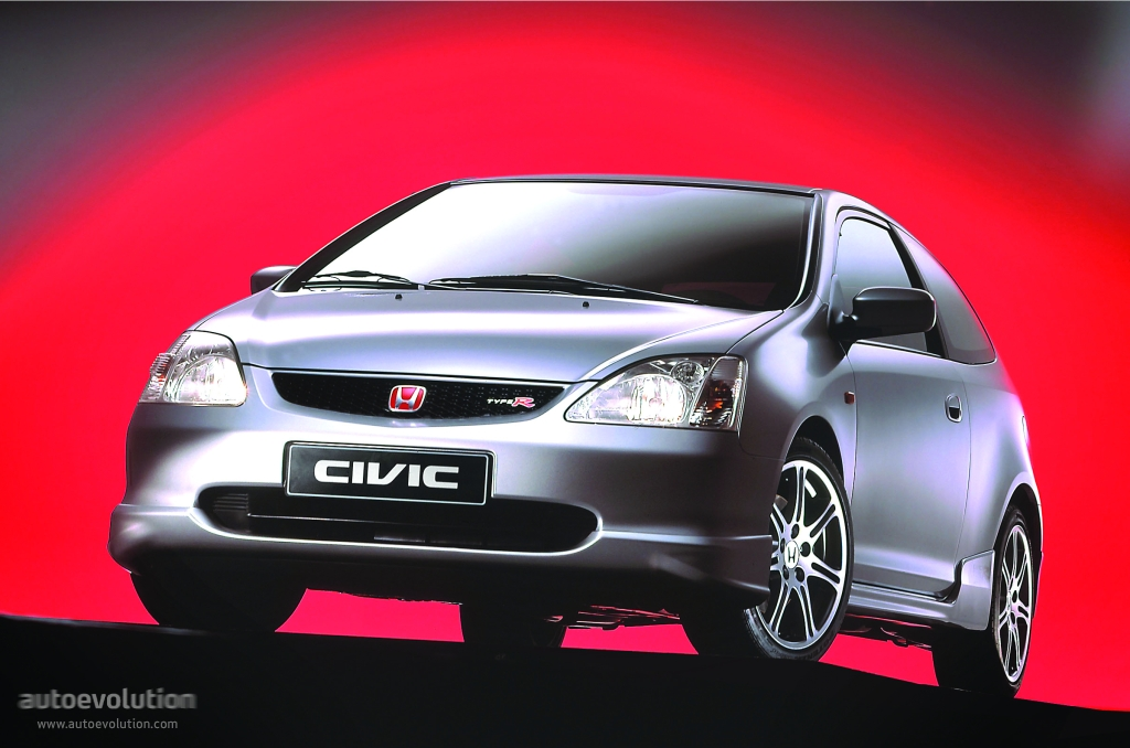 Honda Civic Type R Specs 2001 2002 2003 2004 2005