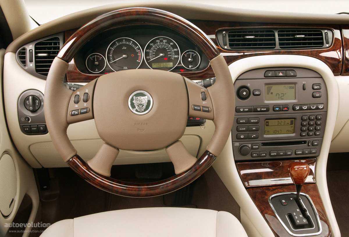 Jaguar Xjl Interior