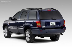 JEEP Grand Cherokee specs & photos  2003, 2004, 2005
