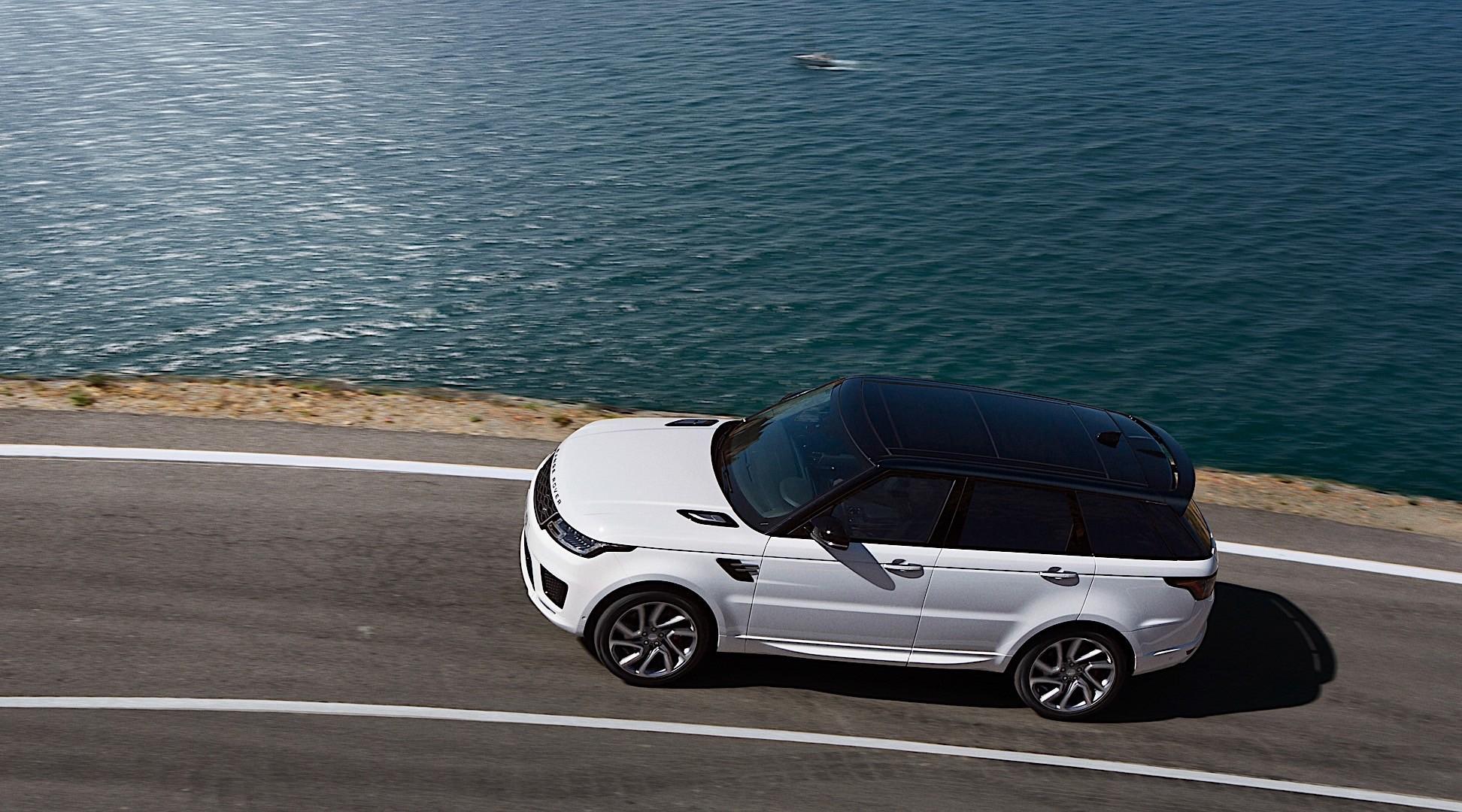 LAND ROVER Range Rover Sport PHEV specs 2017 autoevolution