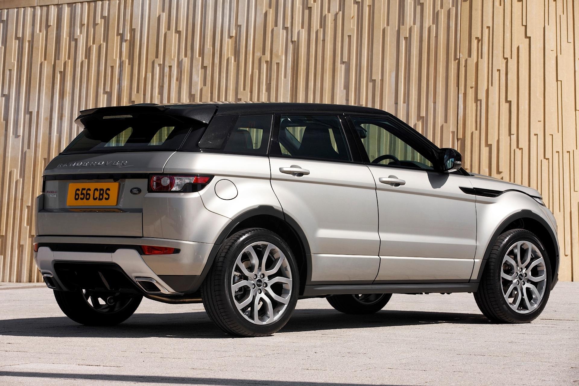 LAND ROVER Range Rover Evoque 5 Door specs 2011 2012 2013