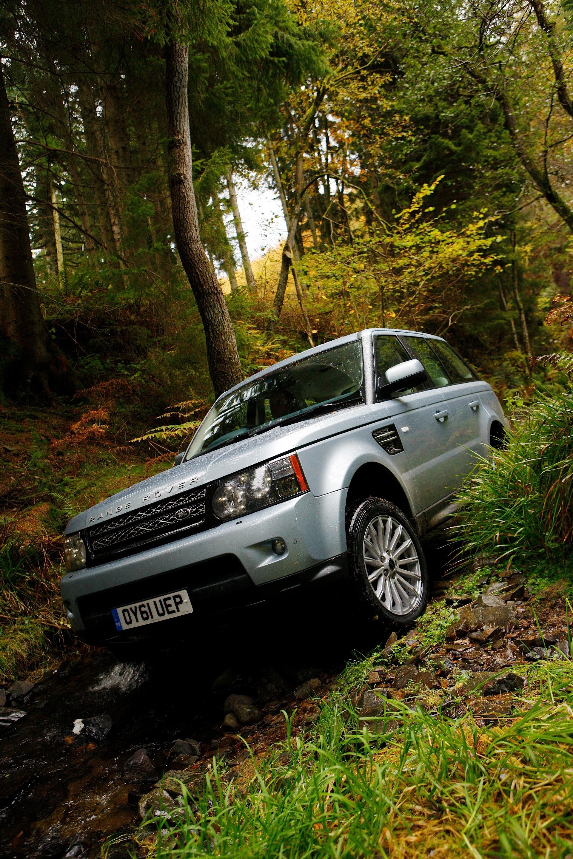 Land Rover Range Rover Sport Specs Amp Photos