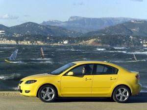 MAZDA 3  Axela Sedan  2004, 2005, 2006, 2007, 2008, 2009
