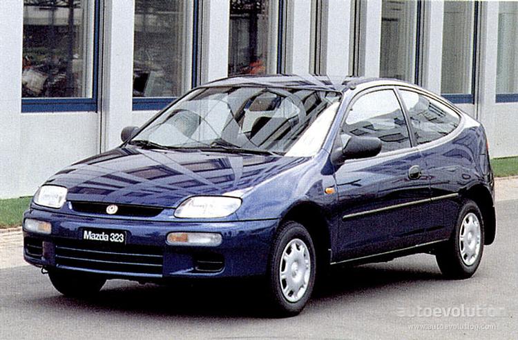 Mazda 323 C Bh Specs Amp Photos 1994 1995 1996 1997