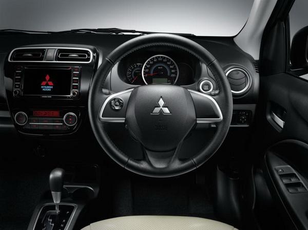 Mitsubishi Attrage Specs Amp Photos 2013 2014 2015 2016