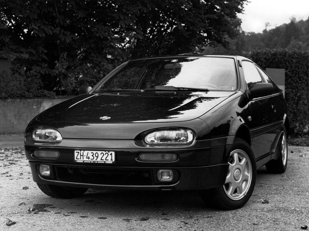 Nissan 100 Nx Specs Amp Photos 1991 1992 1993 1994