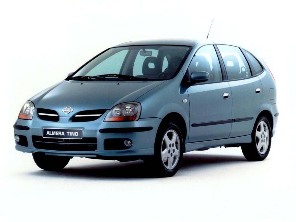Nissan Almera Tino Specs