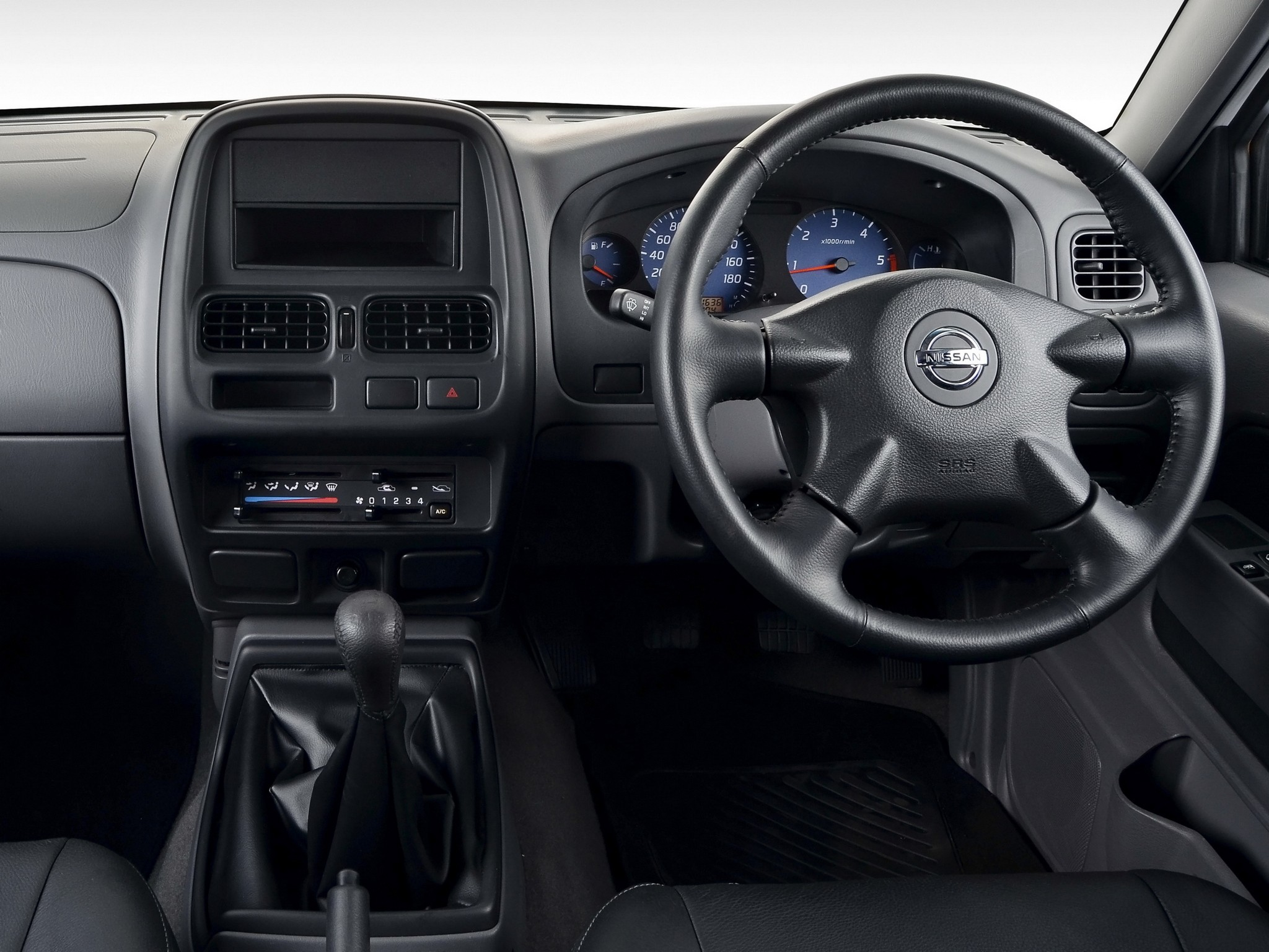 Nissan Np300 Pickup Single Cab Specs Amp Photos 2008 2009