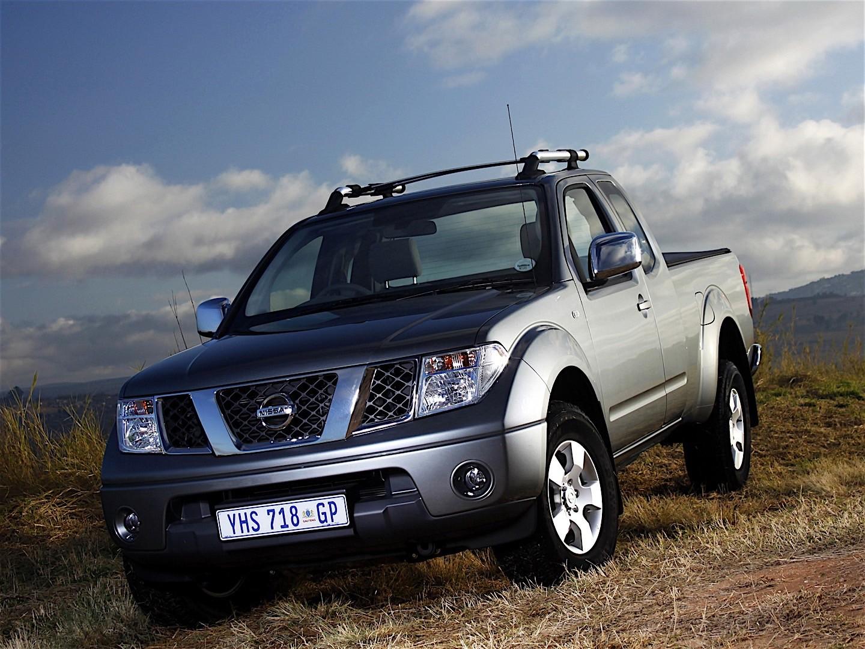 Nissan Navara Frontier King Cab Specs Amp Photos