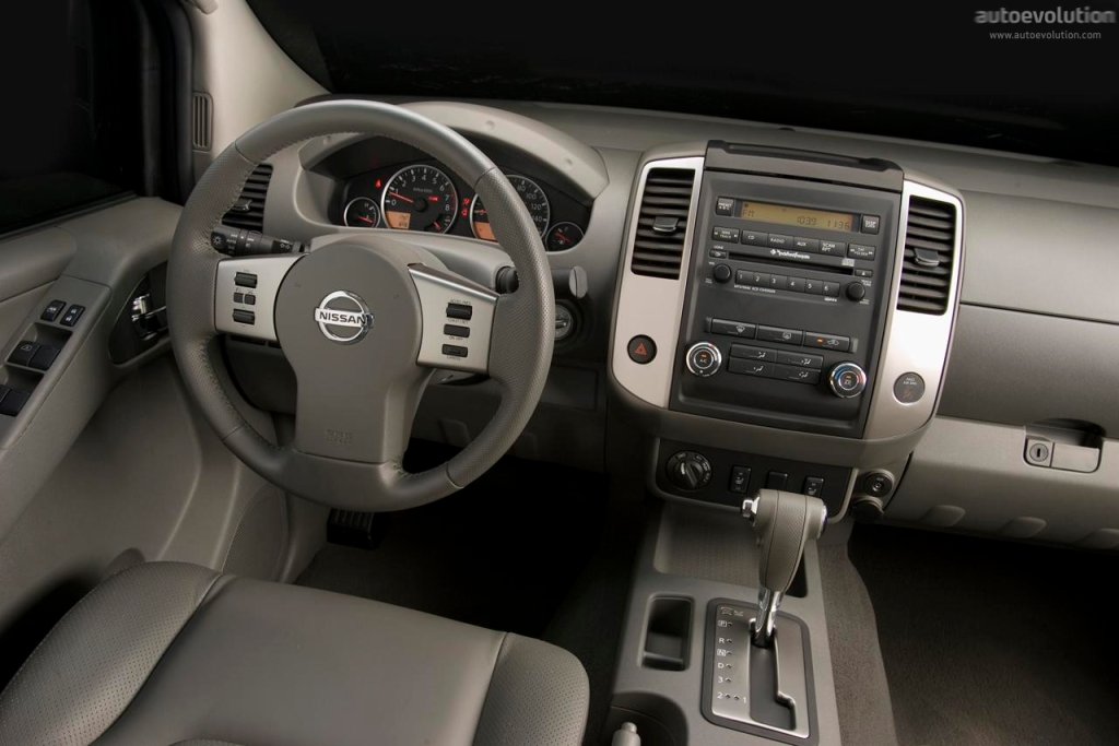 Nissan Frontier Specs Amp Photos 2009 2010 2011 2012