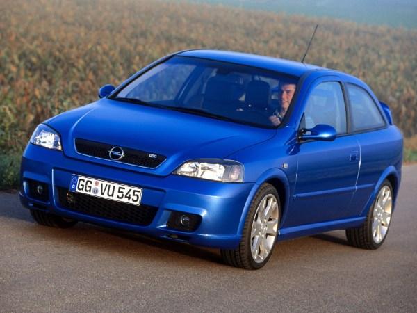 OPEL Astra OPC - 2000, 2001, 2002, 2003, 2004 - autoevolution