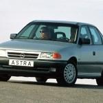Opel Astra Sedan Specs Photos 1992 1993 1994 Autoevolution