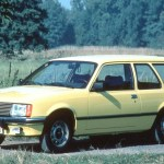 Opel Rekord Caravan Specs Photos 1977 1978 1979 1980 1981 1982 Autoevolution