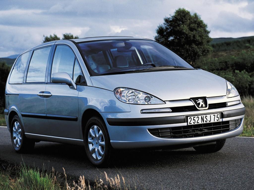 Peugeot 807 2002 2003 2004 2005 2006 Autoevolution