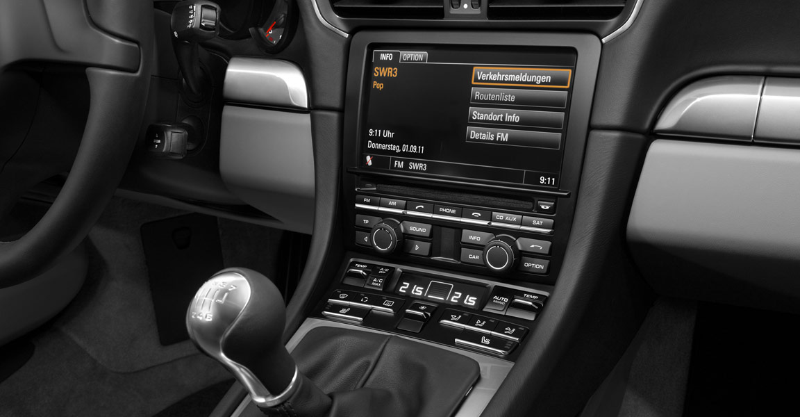 PORSCHE 911 Carrera 4 991 2012 2013 2014 2015 2016