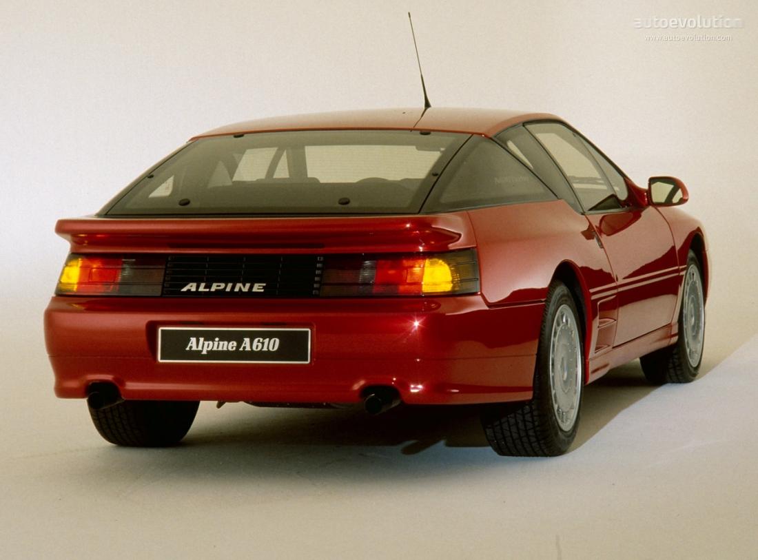 RENAULTAlpineA610 2020 3 | Alpine A610 : la plus performante de toutes !