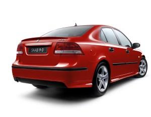 SAAB 93 Sport Sedan  2003, 2004, 2005, 2006, 2007, 2008