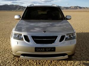 SAAB 97X  2005, 2006, 2007, 2008  autoevolution