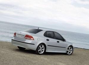 SAAB 93 Sport Sedan specs  2003, 2004, 2005, 2006, 2007