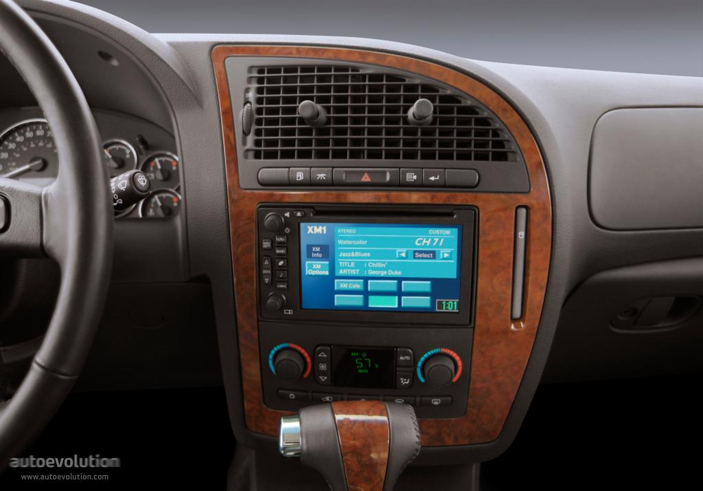 SAAB 9 7X 2008 2009 Autoevolution