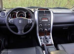 SUZUKI Escudo  Grand Vitara 5 Doors specs & photos  2005, 2006, 2007  autoevolution