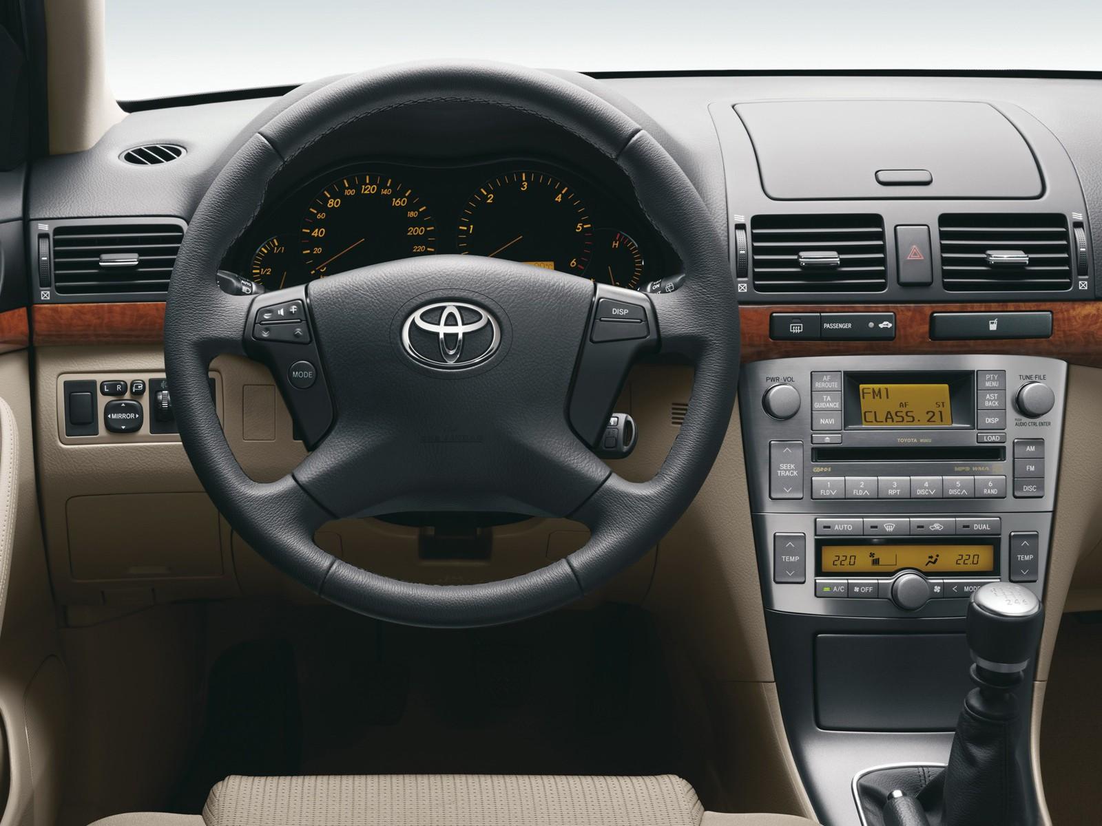 TOYOTA Avensis 2003 2004 2005 2006 Autoevolution
