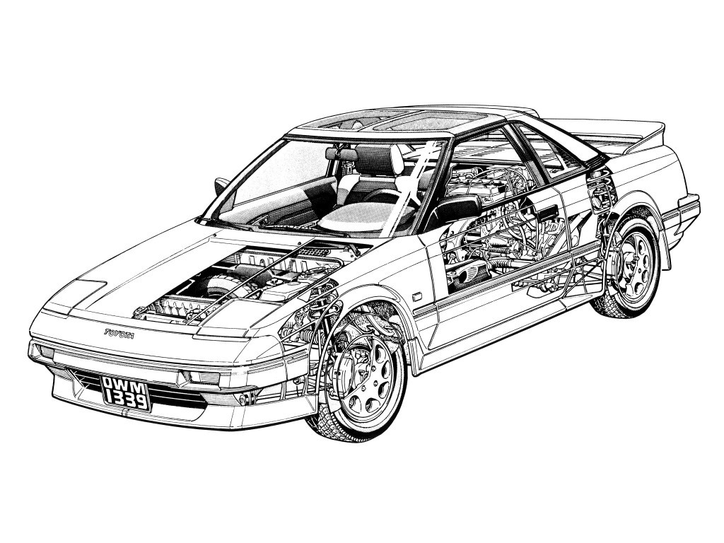 Toyota Mr2 Specs Amp Photos