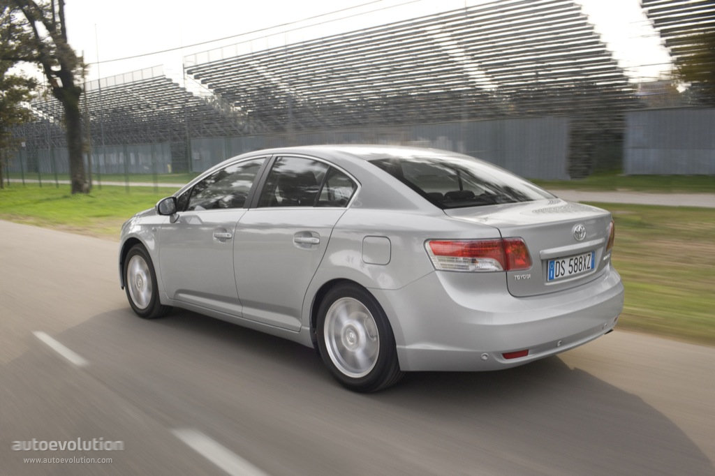 April 6, 2020 entering our 7th season of /drive on. TOYOTA Avensis specs & photos - 2009, 2010, 2011