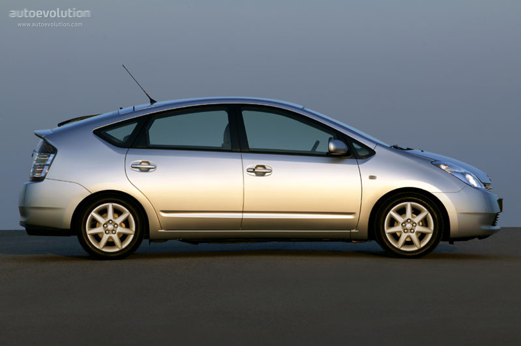 TOYOTA Prius Specs 2004 2005 2006 Autoevolution