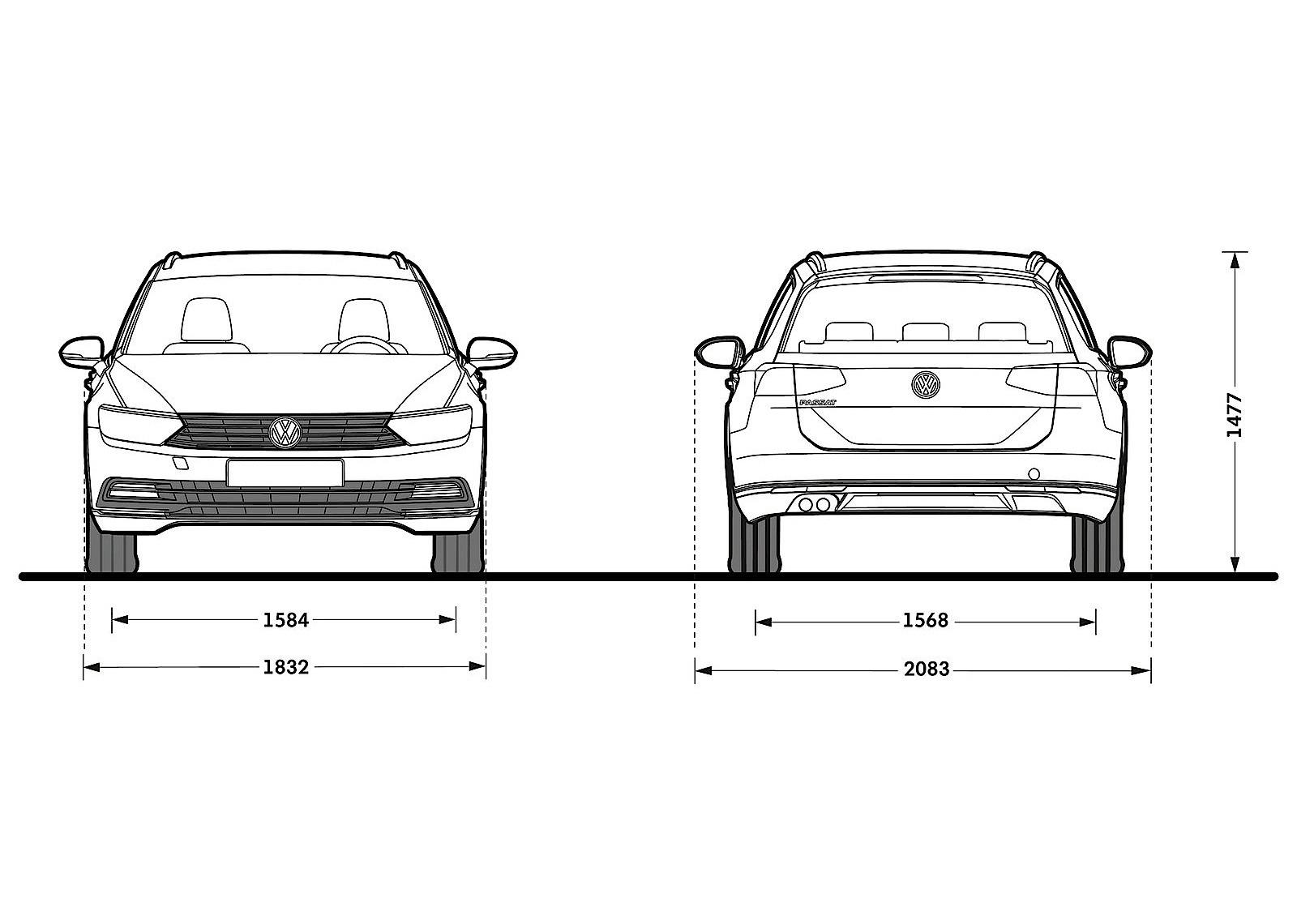 Volkswagen Passat Variant Specs Amp Photos