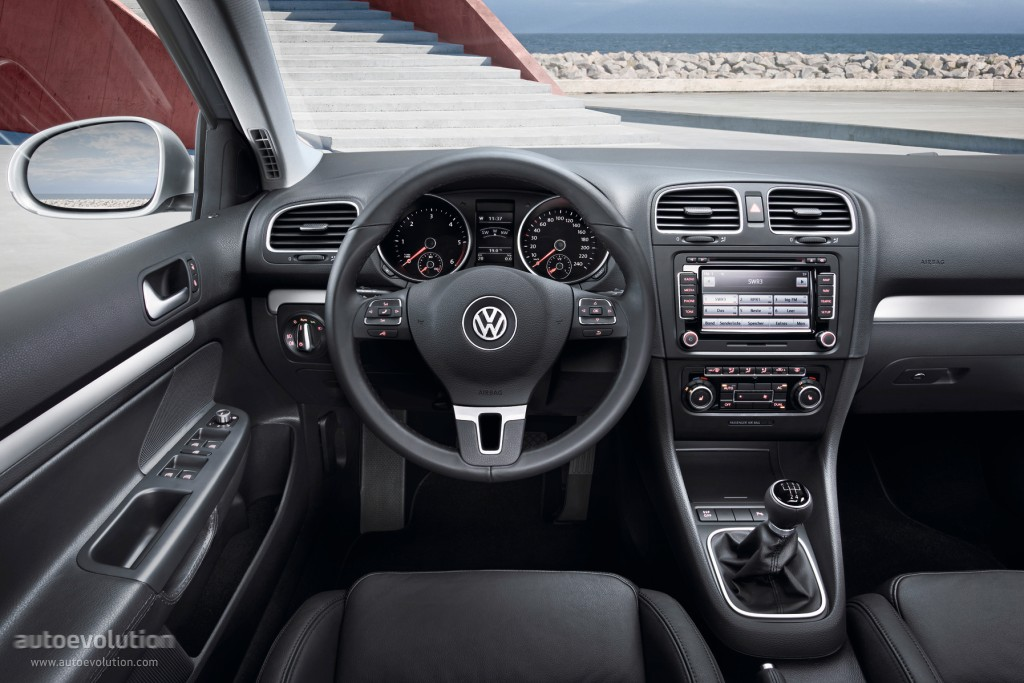 The main types of transmissions are automatic and manual. VOLKSWAGEN Golf VI Variant specs & photos - 2009, 2010