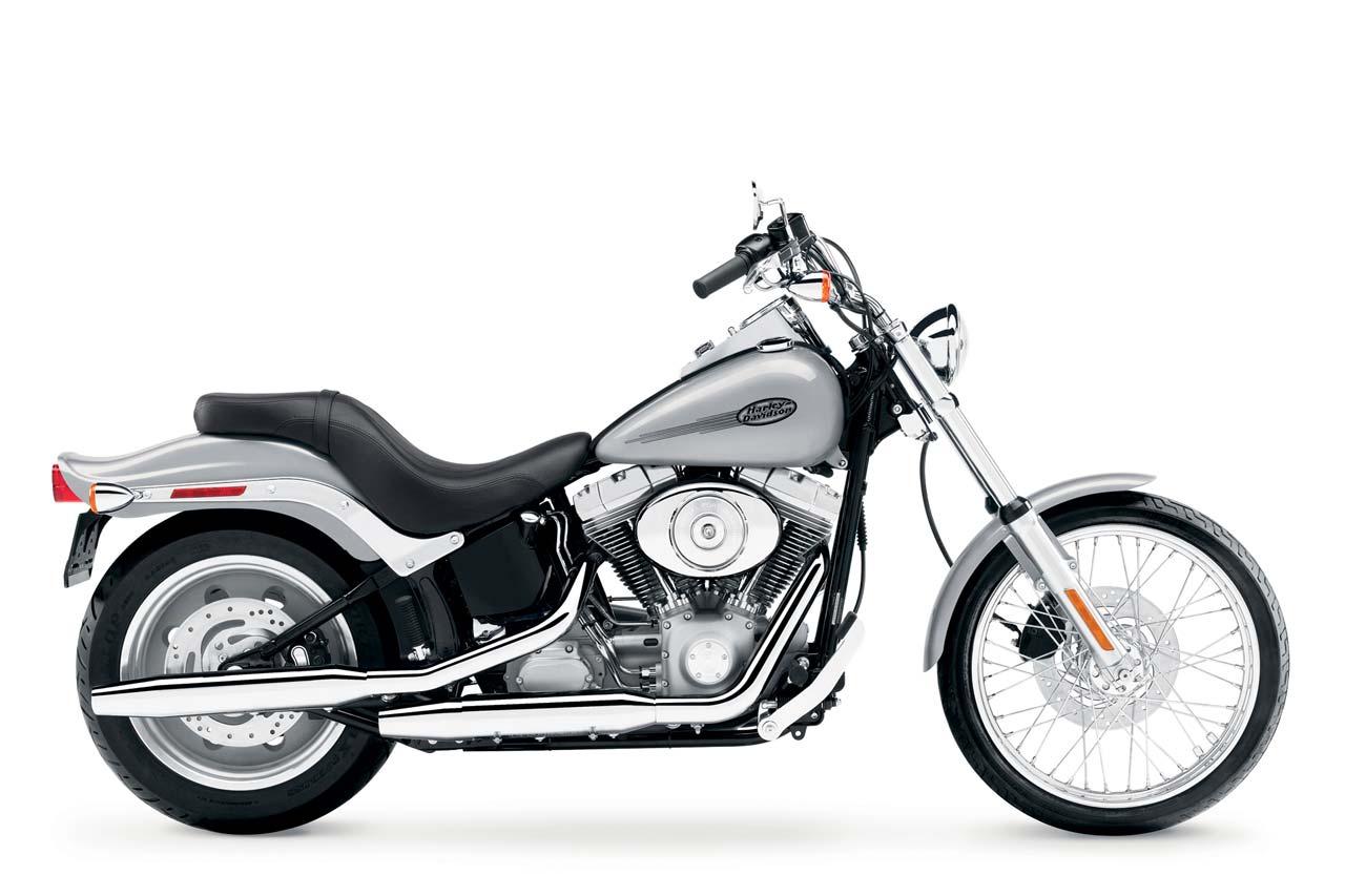 Harley Davidson Softail Standard Specs