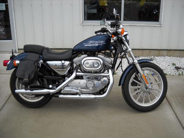 883 Harley Custom Davidson 2001 Sportster
