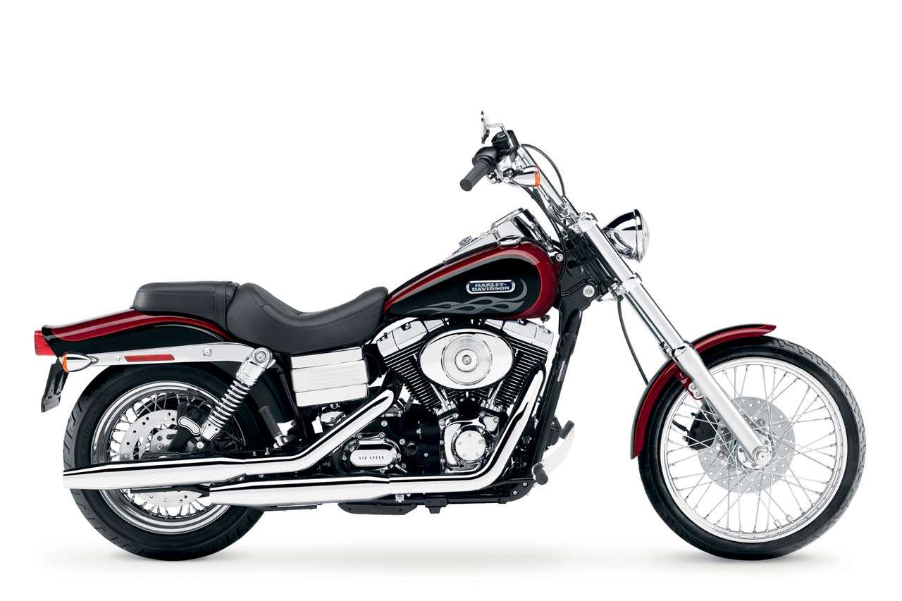 Harley Davidson Wide Glide Specs