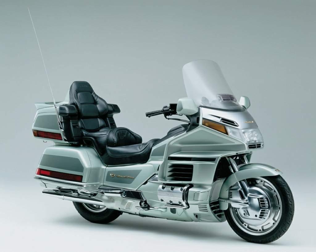 1500 Honda Goldwing Weight
