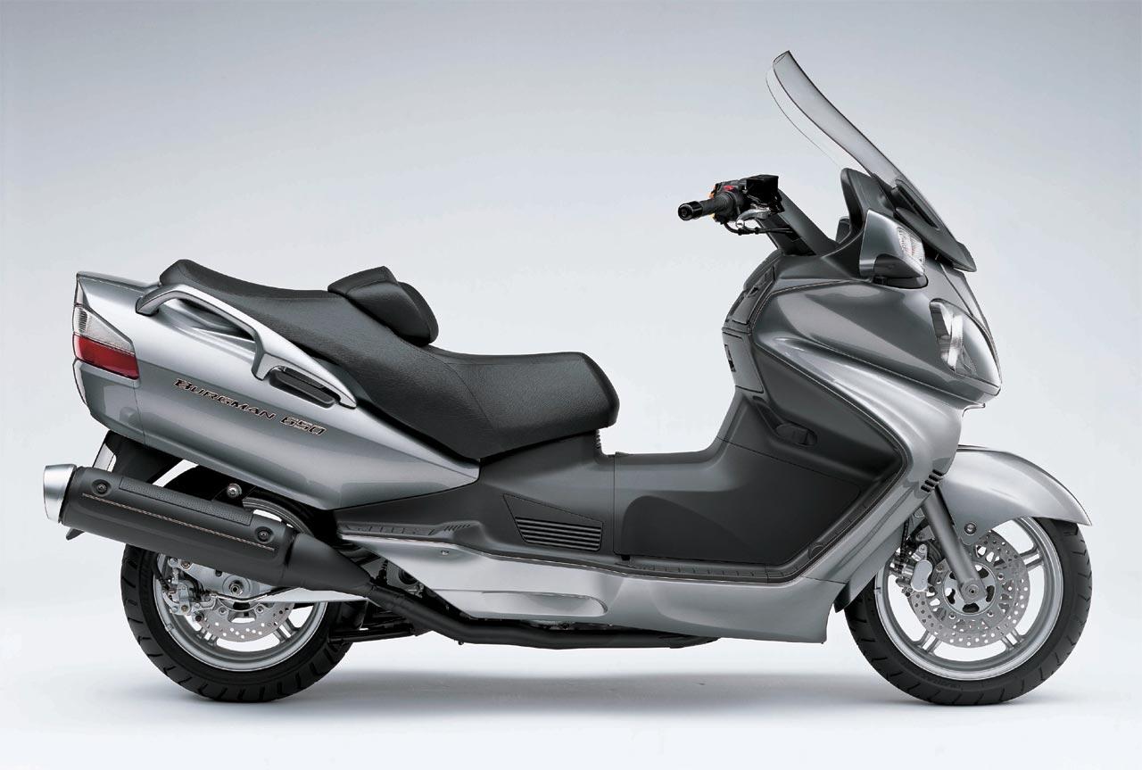 2006 Suzuki 650 Motorcycle