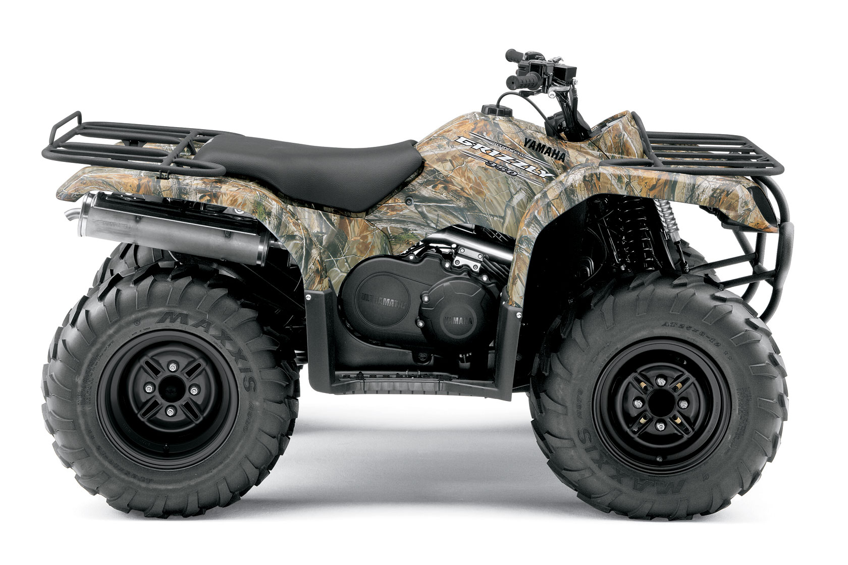 Yamaha Grizzly 350 2wd Specs