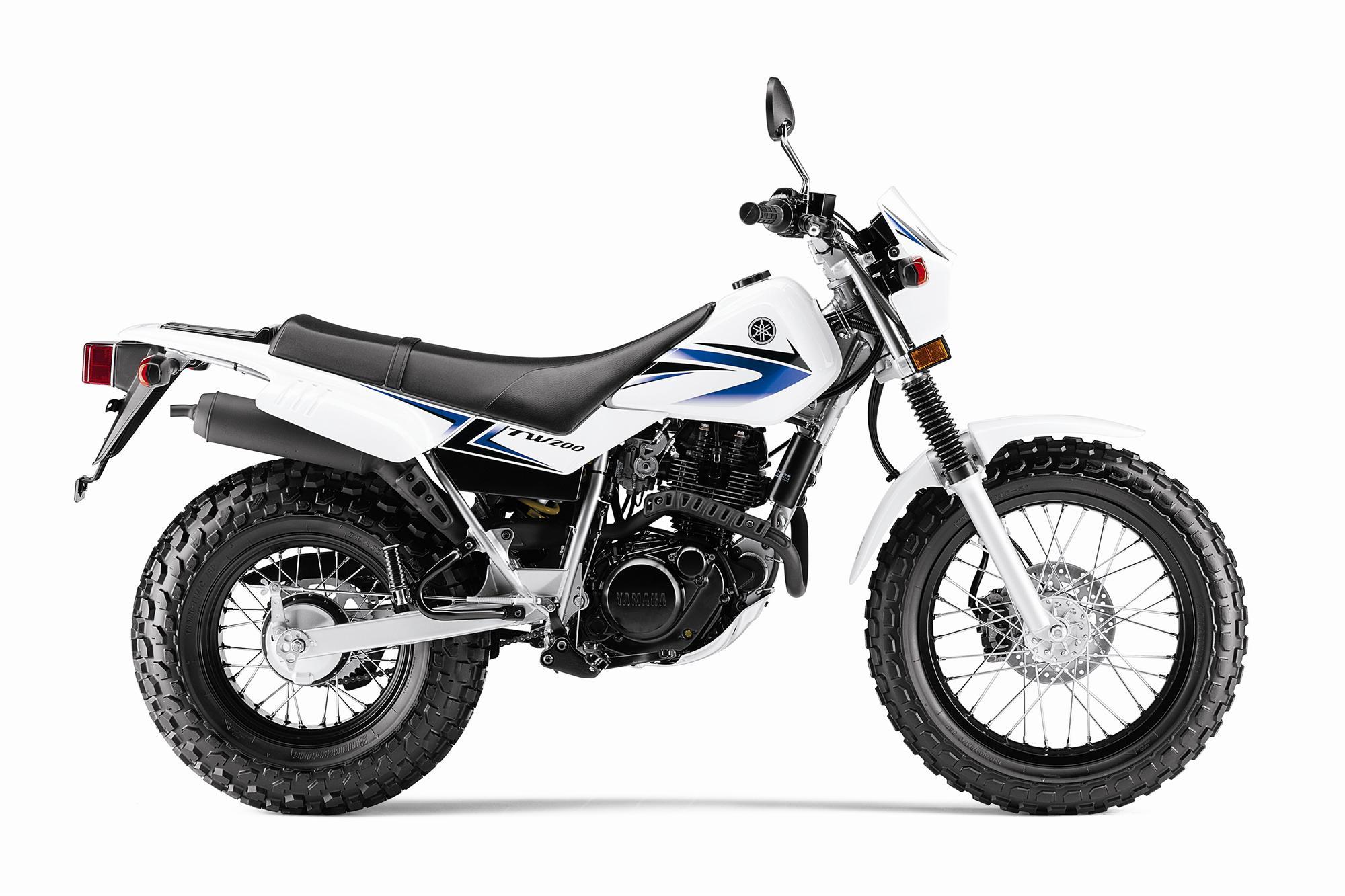 Yamaha Tw200 Specs