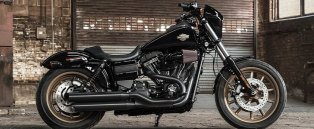 Harley-Davidson Low Rider S Packs Dyna Character and Screamin' Eagle Grunt