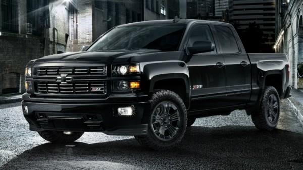 2015 Chevrolet Silverado Midnight Edition Package Priced