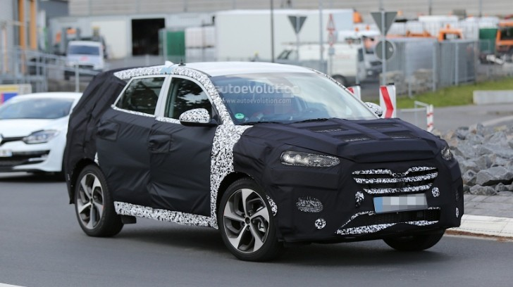 2016 Hyundai Ix35 Tucson Previews The Next Generation Of