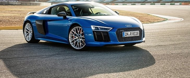 2017 Audi R8 V10 Plus Beats Lamborghini Huracan In 0 60