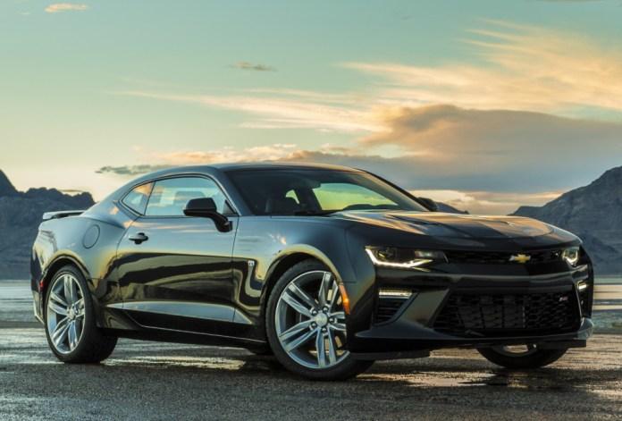 2017 Chevrolet Corvette 2016 Chevrolet Camaro Priced In Europe Autoevolution