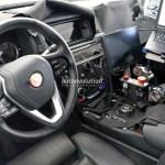 Spied 2019 Rolls Royce Cullinan Interior Has A Phantom Like Center Console Autoevolution