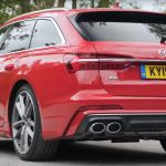 2020 Audi S6 First Uk Review Criticizes Diesel Engine Fake Exhaust Autoevolution