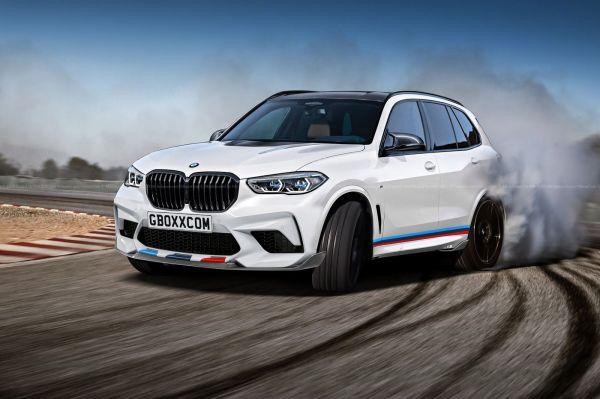 2020 BMW X5 M Already Rendered - autoevolution