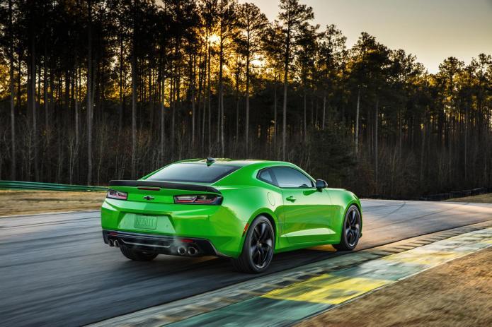 2021 Chevrolet Camaro Production Resuming Next Week Autoevolution