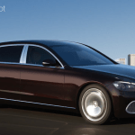 2022 Maybach S Class Accurate Rendering Prepares You For The Giant Grille Autoevolution