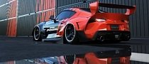 Air Suspension 2020 Toyota Supra Goes Up and Down, Has Pandem Widebody